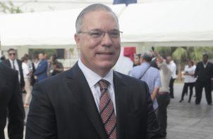 Hoy tomará posesión de su cargo, el alcalde de la capital. Foto de Víctor Arosemena