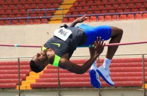 Alexander Bowen estudia y forma parte del equipo de atletismo de la Universidad de Albany en Nueva York Foto Cortesía