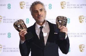 Alfonso Cuarón. Foto AP