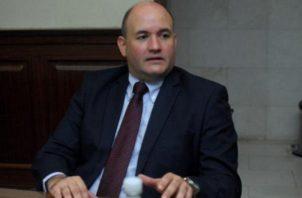 Alfredo Juncá, magistrado del Tribunal Electoral. Foto de Archivo
