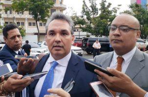 Alfredo Castillero Hoyos fue destituido como defensor del Pueblo por supuesto abuso sexual y laboral. Foto: Víctor Arosemena.