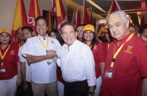 El Comité Ejecutivo del Molirena se desarrolló de una forma pacífica y contó con la participación de 44 convencionales. /Foto Víctor Arosemena