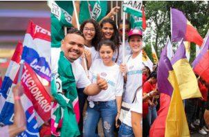 Todo hace presagiar que PRD, CD y panameñismo competirán hasta por cuenta propia en las elecciones de 2019. /Foto Archivo