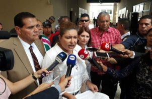 Alma Cortés sacó más de 12 mil votos  como candidata a diputada en el circuito 8-6.