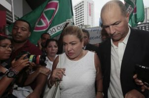Planean fraude electoral tras impugnación de postulaciones de Ricardo Martinelli, Alma Cortés. Foto: Panamá América.