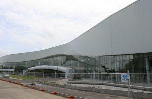 Con el nuevo Centro de Convenciones Amador, con capacidad para 25 mil personas, se busca atraer la realización de todo tipo de eventos internacionales. Foto/Archivo