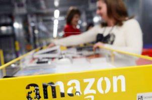 Amazon cambia argorismos de promoción. Foto/EFE