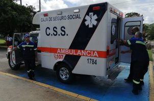 Aproximadamente 23 mil personas residentes de Chepo serán beneficiados con la ambulancia tipo 4x4.
