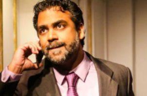 Actor Amith Nathani. Foto: Archivo.