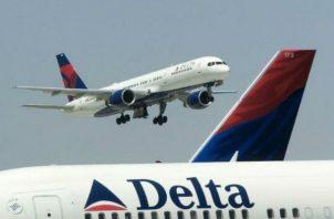 En Estados Unidos, Delta es el tercer más grande jugador en el mercado de las aerolíneas con un 17.2% de la cuota. EFE