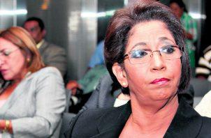 Ana Belfon rechazó las declaraciones de la fiscal Zuleyka Moore