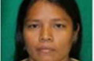 Anabel Valdespino Curundama, de 33 años de edad, quien fue vista por última vez el día 27 de marzo de 2019.