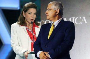 Blandón afirmó que respeta mucho a Ana Matilde Gómez. Foto de archivo