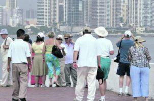 El tiempo promedio de estadía de un turista es de aproximadamente 8 días. Archivo