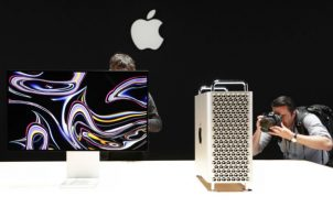 Apple responde al presidente Donald Trump. Foto/EFE