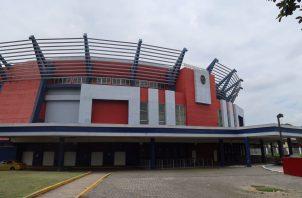 Arena Roberto Durán.