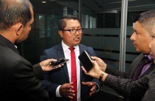 El diputado Arquesio Arias es acusado de violación sexual, donde incluso una de las afectadas es una menor de edad.