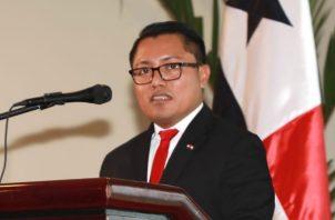 Arquesio Arias es el presidente de la Comisión de Población, Ambiente y Desarrollo de la Asamblea Nacional.