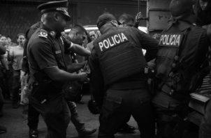 Se necesita una estrategia contra todas las modalidades del crimen. Foto: Víctor Arosemena. Epasa.