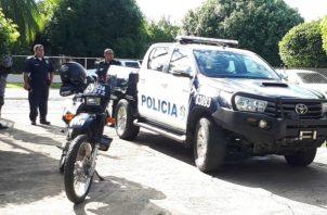 Se realizan operativos para dar con los responsables de este asalto en el bus de la ruta  David-Puerto Armuelles. Foto/Mayra Madrid