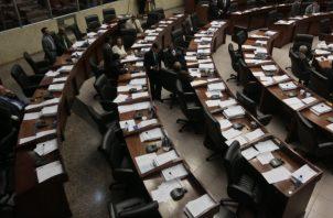 Las comisiones son escogidas en el pleno de la Asamblea por mayoría.Foto de archivo