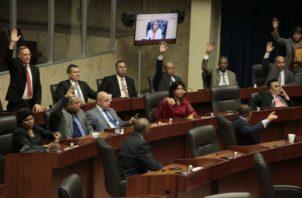 La pérdida del apoyo del PRD supone un desafío para el Gobierno en estas sesiones extraordinarias. Foto/Archivo