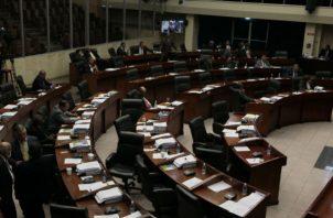 El ausentismo en la Asamblea Nacional ha dominado el llamado a estas sesiones.  Archivo