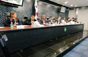 Asamblea rectificará ratificación apresurada de cinco funcionarios del 'buen gobierno'. Foto: Panamá América.