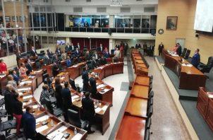 El pleno de la Asamblea Nacional aprobó la devolución a segundo debate del proyecto de Ley No.12 de las APP.