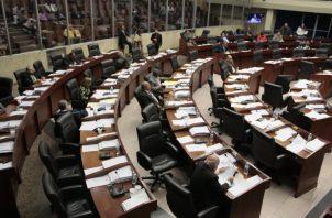 Diputados del PRD, CD y Panameñista controlan la Asamblea. Foto/Archivos
