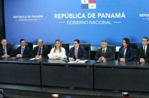 Este iniciativa que crea la Asociación Público-Privada, es uno de los proyectos impulsados por el gobierno de Laurentino Cortizo.
