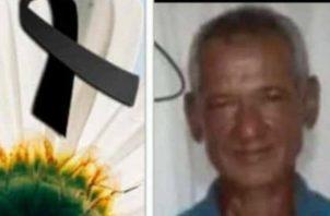 Roberto Alcides Guerra de 56 años fue atropellado el pasado 2 de febrero. Foto/José Vásquez