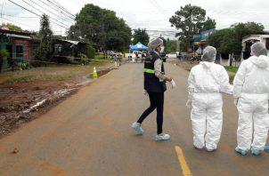 Lusti Oscari Pineda, fue asesinada de varios impactos de bala el 18 de septiembre de 2017 en su residencia, ubicada en la barriada San Cristóbal, en el distrito de David, en Chiriquí.