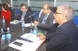 Funcionarios de Aupsa indicaron que la institución ha cumplido con su responsabilidad en materia fitosanitaria y la salud de los consumidores. Foto/Asamblea