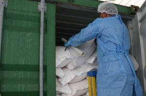 La Aupsa pudo comprobar que la leche provenía de Guatemala era fraudulenta. Foto/Aupsa