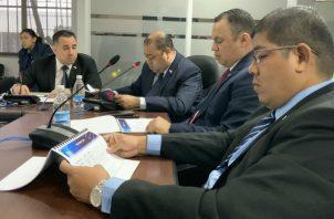 La Autoridad Nacional de Pasaporte recibirá $5 de los $7 millones solicitados en presupuesto 2020. Foto/Cortesía