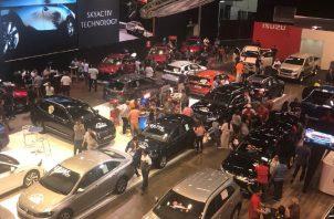 La venta de autos se mantiene a la baja.