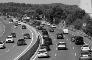 En Panamá se vende un promedio de 30 mil autos usados por año, representando, aproximadamente, el 4% de los automóviles en circulación. Foto: Archivo.
