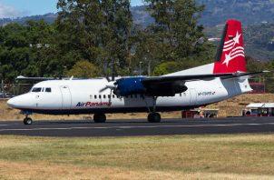 La Autoridad de Aeronáutica Civil indicó que se iniciaron las investigaciones al respecto. Foto: Panamá América.