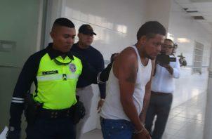 A José del Carmen Pérez se le imputan cargos por robo a mano armada. Foto: Melquíades Vásquez.