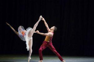 Ballet nacional. Foto: Cortesía.