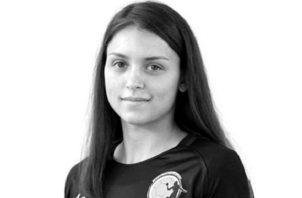 Ekaterina Koroleva tenía 20 años.