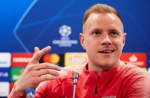 Marc-André ter Stegen está optimista.