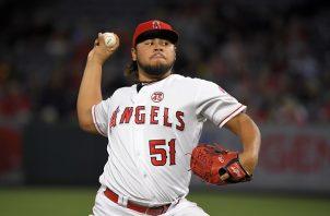 Barría debutó en la MLB el año pasado.