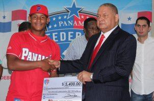 Benicio Robinson es presidente de la Federación Panameña de Béisbol. Foto: Panamá América.