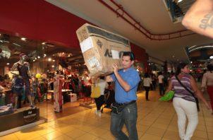 Las tiendas ofrecerán durante el Panamá Black Weekend descuentos de hasta un 70% en sus productos.