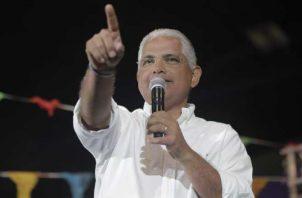 José Isabel Blandón cree que el Panameñista necesita cambios. Foto de cortesía