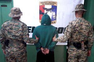 A uno de los implicados se le ordenó detención preventiva por seis meses. Foto/Mayra MAdrid
