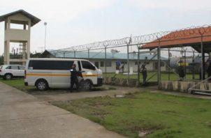 Los reclusos se quejaron de las condiciones del centro penitenciario en Bocas del Toro.