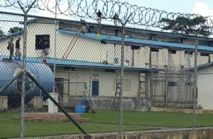 El Sistema Penitenciario tomará acciones disciplinarias contra las personas privadas de libertad involucradas en esta situación, así como las respectivas denuncias penales. Foto/Mayra Madrid